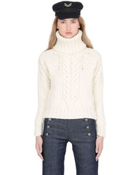 Tommy Hilfiger Tommy X Gigi Chunky Cable Knit Sweater