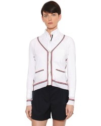 Thom browne fine merino wool knit cardigan medium 1127008