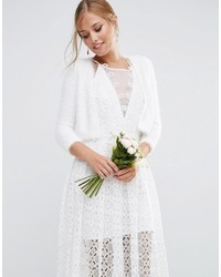 Asos Bridal Knitted Cover Up