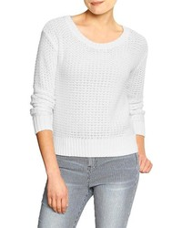 Gap Factory Cropped Sweater