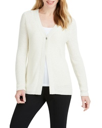 Foxcroft Marcelle Textured Cardigan