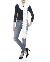 Free People Chunky Knit Scarf