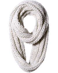 Joe Fresh Sparkle Circle Scarf Navy