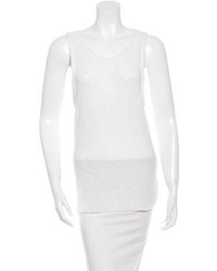 Rag & Bone Open Knit Sleeveless Top W Tags