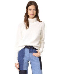 Again daphne turtleneck sweater medium 842076
