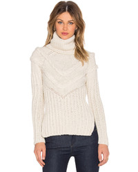 Ayni Morus Cable Knit Sweater