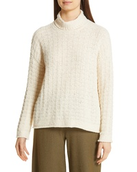 Eileen Fisher Funnel Neck Sweater