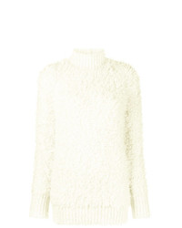 Marni Furry Long Sleeved Sweater