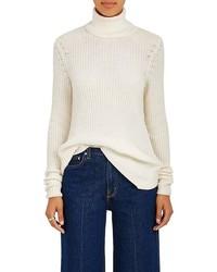 A.L.C. Emry Wool Cashmere Turtleneck Sweater