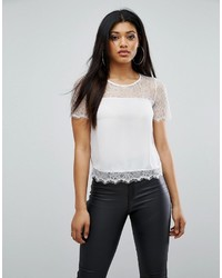 Lipsy Lace Top
