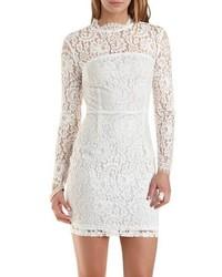 Charlotte dress white lace dress