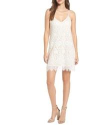 Socialite Lace Body Con Dress