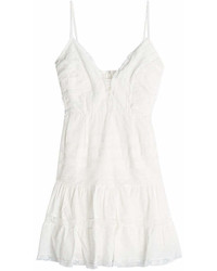 Zimmermann Iris Cotton Camisole Dress
