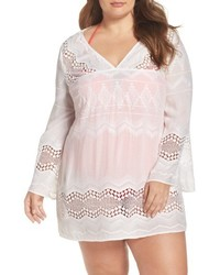 LaBlanca Plus Size La Blanca Cover Up Tunic