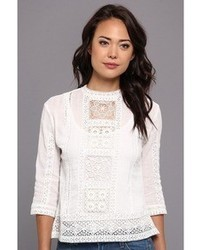 Dolce Vita Indra Lace Inset Top