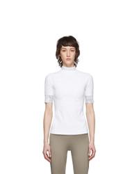 adidas by Stella McCartney White Run Hr T Shirt