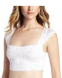 Fashion Forms Lace Crop Top