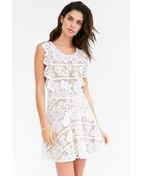 For Love & Lemons Gianna Mini Dress