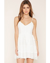 a490089090e Women s White Lace Dresses by Forever 21