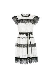 Martha Medeiros Pitty Lace Dress