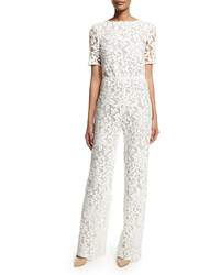 first rate 48e89 c4755 White Lace Jumpsuits for Women | Women's Fashion | Lookastic.com