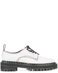 Proenza Schouler Lace Up Shoes