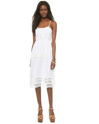 Glamorous Lace Midi Dress