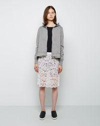 Sacai Luck Lace Skirt