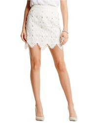 GUESS by Marciano Evigan Lace Skirt
