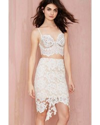 Keepsake I Will Wait Lace Skirt
