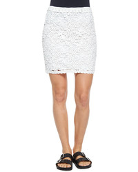 Isabel marant etoile delphia floral lace skirt medium 201478