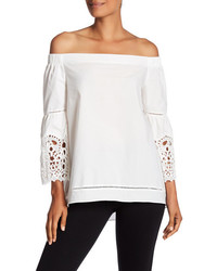 Kobi Halperin Janice Off The Shoulder Blouse