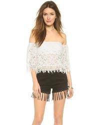 Off shoulder blouse medium 269976
