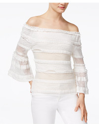 Rachel Roy Rachel Off The Shoulder Top Created For Macys