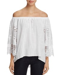 XCVI Saki Off The Shoulder Top