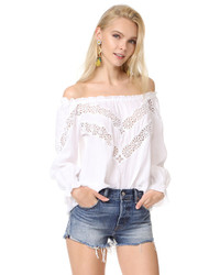 Temptation Positano Off Shoulder Top