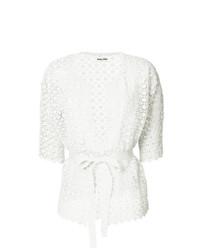Openwork lace cardigan medium 7620509