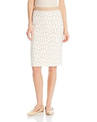 BCBGMAXAZRIA Bess Lace Pencil Skirt