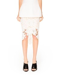 Keepsake The Label Lace Midi Skirt