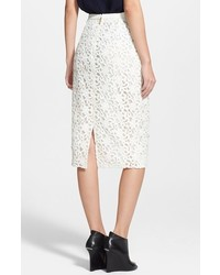 f73bba9cf1 Burberry London Guipure Lace Long Pencil Skirt, $1,495 | Nordstrom ...