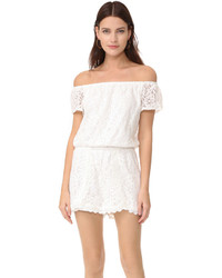 BB Dakota Jack By Lace Romper