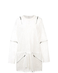 Sacai Lace Playsuit