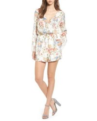 Mimi chica lace trim kimono romper medium 4913234