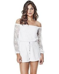 GUESS Torry Lace Romper