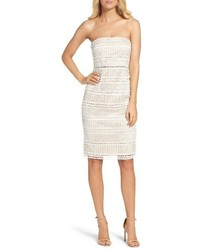 Adrianna Papell Adrianna Papel Lace Sheath Dress