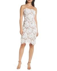 Adelyn Rae Jade Less Lace Dress