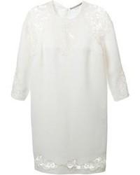 Ermanno Scervino Lace Detail Shift Dress
