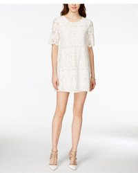 BCBGeneration Lace Shift Dress
