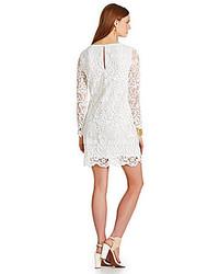 032baf4142 ... French Connection Nebraska Lace Shift Dress