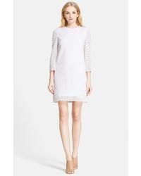 a651964862e0 Women's White Lace Shift Dresses by Kate Spade | Women's Fashion ...